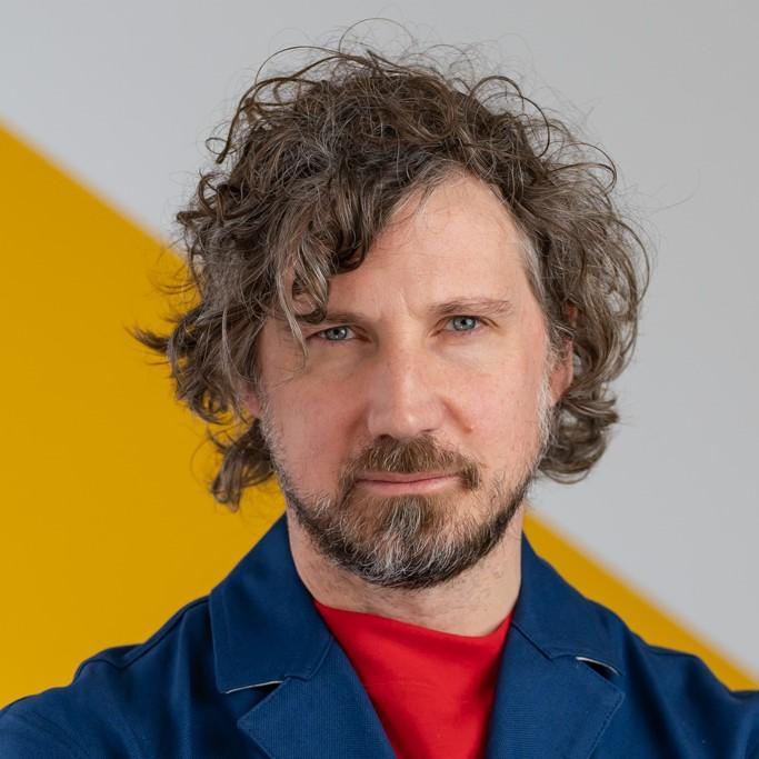 Portrait Fredrik Blomquist