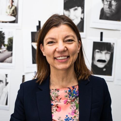 Portrait Karin Lintrup
