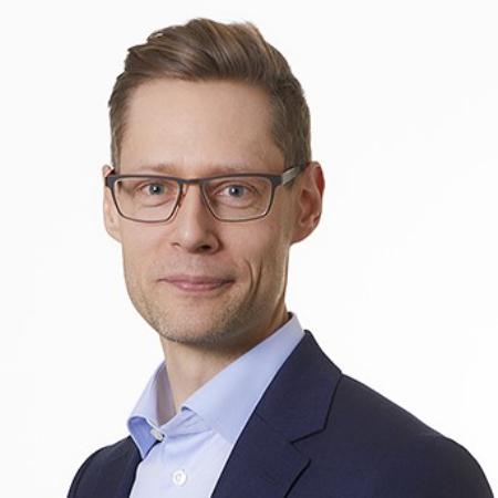 Portrait Magnus Bergendahl