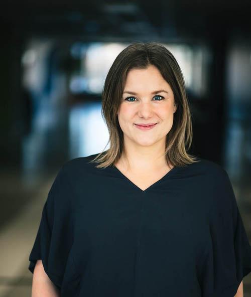 Portrait Martina Hegestig