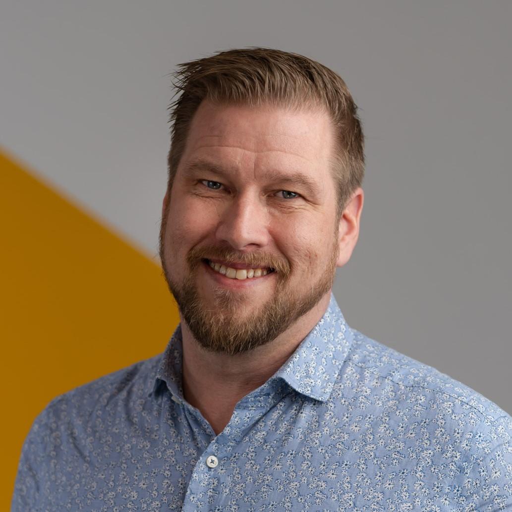 Portrait Niklas Sikstrom