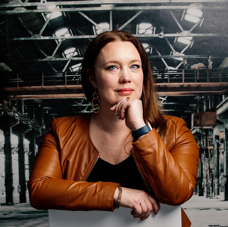 Portrait Stina Lantz